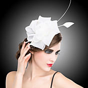 Mujer Organza Celada-Boda Ocasión especial Tocados Flores Pasador 1 Pieza