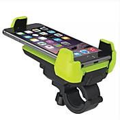 soporte para teléfono moto universales 9.5-16.5cm cuna soporte ajustable titular de soporte de moto para el iphone / samsung / lg / htc