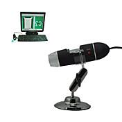 전자 현미경 휴대용 디지털 인쇄 검출 전자 현미경 25-200 - X