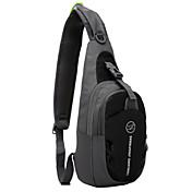 5 L Riñoneras Bolsa de cinturón Bolsa de hombro Bolsa Bandolera Camping y senderismo Escalada RunningPortátil Listo para vestir