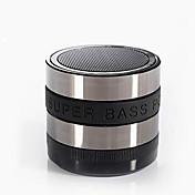 휴대용 블루투스 V3.0 슈퍼 베이스 스피커/ TF MP3 / AUX / 핸즈프리