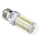 7W E14 / E26/E27 LED 콘 조명 T 69 SMD 5730 840 lm 따뜻한 화이트 / 차가운 화이트 장식 AC 220-240 V 1개