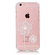 뒷면 커버 울트라-씬 / 비스크 / 패턴 Other TPU 소프트 케이스 커버를 들어 Apple iPhone 6s Plus/6 Plus / iPhone 6s/6 / iPhone SE/5s/5
