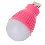 4-pin LED 글로브 전구 매립형 레트로핏 20 SMD 3528 120~180 lm 내추럴 화이트 장식 <5V V 1개