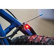 światła bezpieczeństwa LED LED Kolarstwo Mały rozmiar Superlekkie C-Cell 100 Lumenów Akumulator Kolarstwo-Oświetlenie