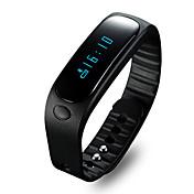 LXW 0001 스마트 팔찌 방수 / 긴 대기시간 / 엑서사이즈 로그 / 건강관리 / 스포츠 / 디스턴스 트렉킹 / 멀티기능 / 착용할 수 있는 / 정보 / 창의적 / GPS / 오디오 / 슬립 트렉커 / 타이머 / 스톱워치 / 내 전자제품 찾기