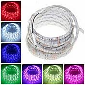72w 300x5050smd 따뜻한 / 그린 / 블루 / 핑크 / 옐로우 / 레드 / 화이트 스트립 램프를 주도 5m z®zdm (DC12V)