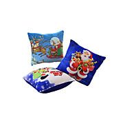 juguetes de peluche Cuadrado Felpa Rojo / Azul