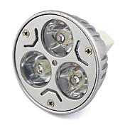 3W GU5.3(MR16) LED 스팟 조명 MR16 고성능 LED 280 lm 따뜻한 화이트 / 차가운 화이트 V 1개