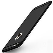 용 반투명 케이스 뒷면 커버 케이스 단색 소프트 실리콘 용 Apple 아이폰 7 플러스 / 아이폰 (7) / iPhone 6s Plus/6 Plus / iPhone 6s/6