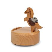 블루투스 스피커 전화 홀더 휴대 전화를위한 나무 마운트 책상 침대 스탠드