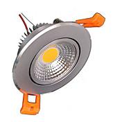 z®zdm 6w de aluminio lámparas de decoración del hogar luz permetral para el dormitorio sala de estar