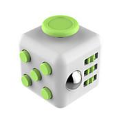 Fidget 데스크 장난감 Fidget Cube 장난감 사각형 EDC 스트레스와 불안 완화 초점 장난감 ADD, ADHD, 불안, 자폐증 완화 오피스 데스크 완구 살생 시간