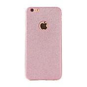 Para iPhone X iPhone 8 Carcasa Funda Congelada Cubierta Trasera Funda Brillante Suave TPU para Apple iPhone X iPhone 8 Plus iPhone 8