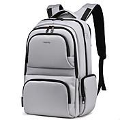 청소년을위한 tigernu 노트북 가방 방수 17 인치 레저 학교 가방 남성 가방 가방 학교 가방