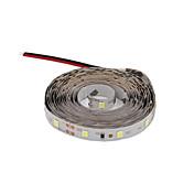 2W 유연한 LED 조명 스트립 100 lm DC12 V 0.6 m 30 LED가 웜 화이트 화이트 레드 블루 그린