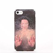 Para Diseños Funda Cubierta Trasera Funda Dibujos Dura Policarbonato para AppleiPhone 7 Plus iPhone 7 iPhone 6s Plus iPhone 6 Plus iPhone