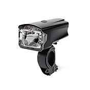 자전거 라이트 자전거 전조등 LED LED 싸이클링 Himmennettävissä 방수 충전식 리튬 배터리 5W高亮LED 루멘 USB 차가운 화이트 캠핑/등산/동굴탐험 사이클링 의 motocycle
