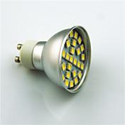 3W GU10 LED 스팟 조명 29 SMD 5050 350 lm 따뜻한 화이트 차가운 화이트 장식 AC220 V 1개