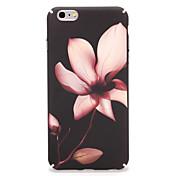 애플 아이폰 7 7plus 케이스 커버 패턴 다시 커버 케이스 꽃 하드 PC 6s 플러스 6 플러스 6s 6