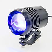 U2 12v llevado proyector de la luz de la niebla de la linterna del haz de luz de la lámpara para el carro del coche de la motocicleta