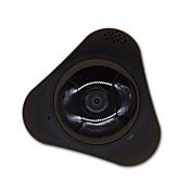 360도 ip 카메라 wifi 파노라마 vr fisheye tf 카드 슬롯이있는 960p 감시