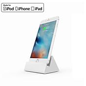 1 puerto USB Carga rápida Other Base de Carga Sólo cargador para el iPad / For iPhone5V , 1A)