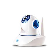 jooan® 720p 네트워크 IP 카메라 베이비 모니터링 양방향 오디오로 보안 비디오 감시
