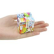 루빅스 큐브 부드러운 속도 큐브 스트레스 완화 플라스틱
