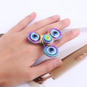 여성용 문자 반지 오팔 원형 디자인 유니크 디자인 Euramerican Geometric Shape 보석류 제품 일상 캐쥬얼