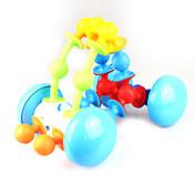 DIY 키트 조립식 블럭 홀리데이 소도구 홀리데이 용품 교육용 장난감 나무 퍼즐 교육용 플래쉬 카드 크리스마스 장난감 어른용 장난감 조립&블럭 게임 블럭 미니피규어 장난감 선물 조립식 블럭 실리카 젤 모든 연령대에 장난감