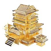 직소 퍼즐 DIY 키트 3D퍼즐 메탈 퍼즐 빌딩 블록 DIY 장난감 유명한 빌딩 메탈
