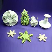 Moldes para pasteles De Uso Diario Plásticos