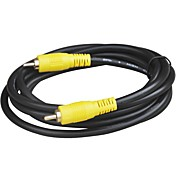 1RCA Cable, 1RCA to 1RCA Cable Macho - Macho 2,0 m (6.5 pies)