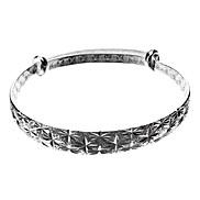 Gypsophila 925 Silver Bracelet