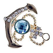 Zircon Anchor Hither Ring