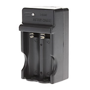 Battery Charger for 14500 Battery Black