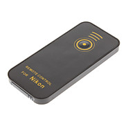 NEWYI Wireless Remote Control for D90 D3000 D80 D40 / Lite Touch - Black