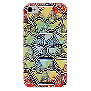 Labyrinth Lines Back Case for iPhone 4/4S