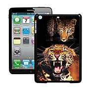 Leopard Pattern 3D Effect Case for iPad mini 3, iPad mini 2, iPad mini