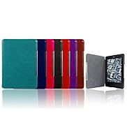 "6"" Protective PU Hard Case Cover for Amazon Kindle 4/5"