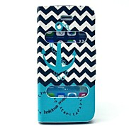 Pattern PU Leather Full Body Case with Stand for iPhone 5/5S