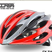 CORSA VG-1 Cycling PC/EPS 24Vents Protective Ride Helmet (L)