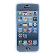 Protective Silicone Case for iPhone 5/5S(Assorted Color)