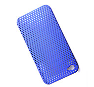 Protective Mesh Case for iPhone 4 (Dark Blue)