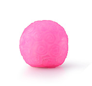 Charming Spherical Rose Color Changing Light (3*AG13)(7591123)