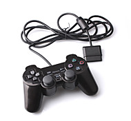 DualShock-controller, voor PS2 (zwart)