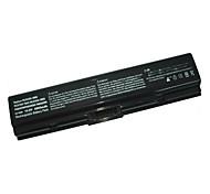 batería para Toshiba Satellite A200 A300 A500 L550 l555 l500 l200 l300 pa3533u-1BAS pa3534u-1BAS