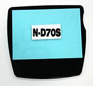 Emora Premium LCD Screen Panel Protector for Nikon D70S