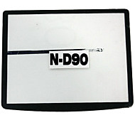 Emora Premium LCD Screen Panel Protector for Nikon D90